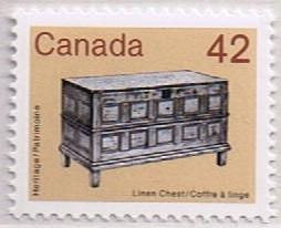 Canada Mint VF-NH #1081 42c Artifact