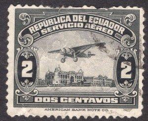 ECUADOR SCOTT C8