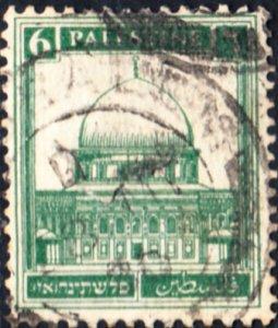 Palestine #68 Used