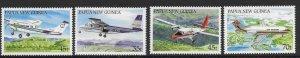 Papua New Guinea 687-90  set 4  VF NH
