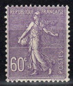 France #148 F-VF Unused   CV $6.25 (X228)
