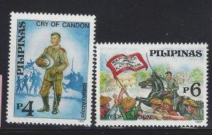 2487-2488 Battle of Candon/Abaya/Soldier CV$2
