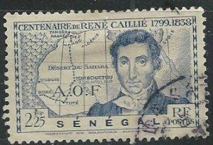 Senegal ||| Scott # 190 - Used