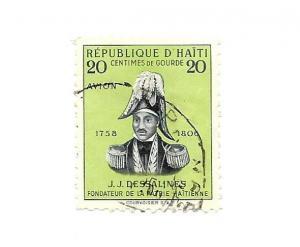 Haiti 1955 - Scott #C93