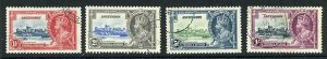 Ascension SG31/34 1935 Silver Jubilee Set Used