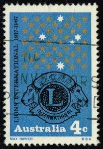 Australia #426 Lions International; Used (4Stars)
