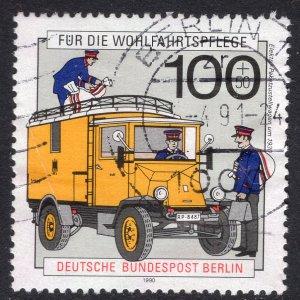 GERMANY SCOTT 9NB285