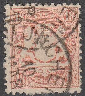 Bavaria #30a  F-VF Used CV $190.00  (A13057)