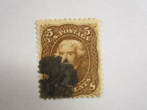 1861 - 1866 perf 12 Issue
