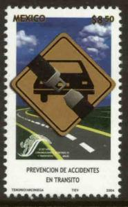 MEXICO 2393 Traffic Accident Prevention MNH