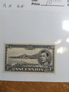 Ascension  #44ac  MNH