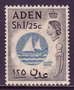 Aden - Scott #56 - MLH - Light toning - SCV $6.00