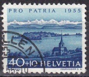 Switzerland #B246 F-VF Used CV $5.00 (Z6188)
