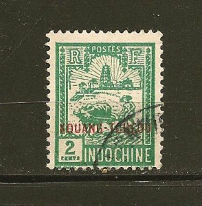 Indo-China 120 Kouang-Tcheou French Post Office Overprint Used