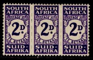 SOUTH AFRICA GVI SG D32a, 2d bright violet, M MINT. Cat £16.