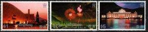 Hong Kong #416-8 MNH  CV $22.50 (X5447)