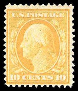 U.S. WASH-FRANK. ISSUES 338  Mint (ID # 89483)