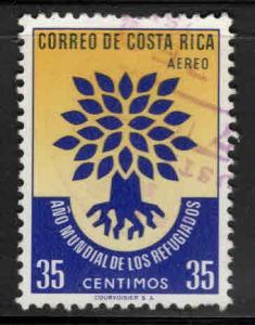 Costa Rica Scott C290 used Airmail stamp