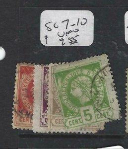 HAITI  (P1506B)  SC 7-10   VFU