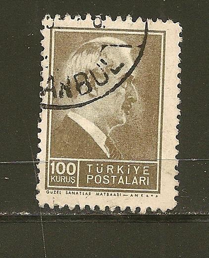 Turkey 893 Used