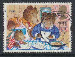 Great Britain SG 1801  Used  - Greetings Booklet Messages