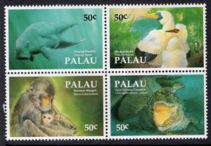 Palau 313 Animals MNH VF