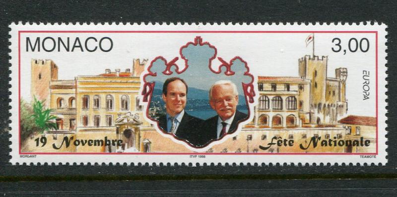 Monaco #2085 MNH