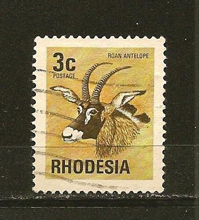 Rhodesia 330 Roan Antelope Used