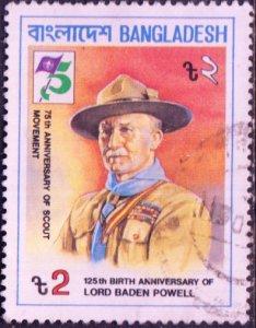 Bangladesh #210   Used