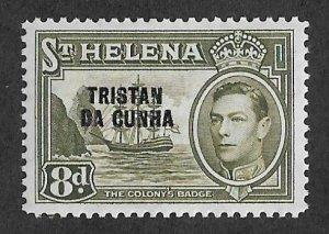 8,Mint Tristan da Cunha