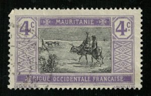 Mauritania 4c (TS-328)