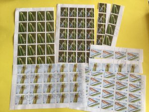 Insects Hexapod inverterbrates great Stamps for Craft  or to collect R24752