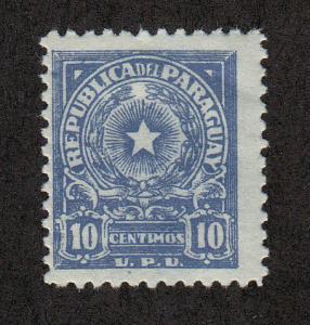 Paraguay Scott #460 MH