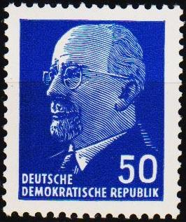Germany(DDR). 1961 50pf S.G.E584 Unmounted Mint