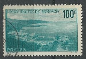 Monaco =  Scott # 429 - Used