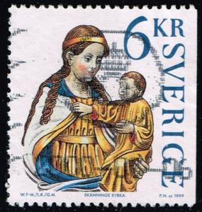Sweden #2364 Christmas; Used (2.00)