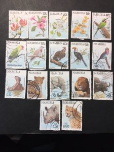 Namibia sc 853-864,866-870 u