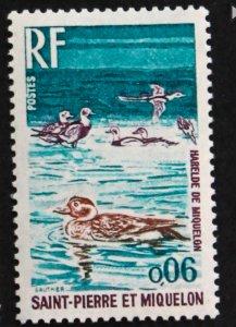 St. Pierre and Miquelon #423 MNH CV$2.00 Oldsquaws [141047]