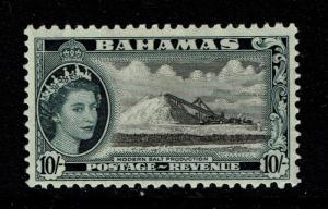Bahamas SG# 215 - Mint Light Hinged - Lot 070917