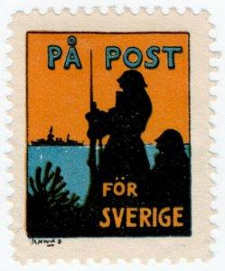 (I.B) Sweden Cinderella : Army Post (Battleship)