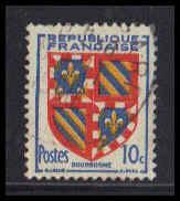 France Used Fine ZA5111