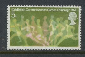 Great Britain SG 832 -  Mint Never hinged - commonwealth games