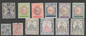 Iran Lot of 22 Dirrerent Mint & Used Stamps 2018 CV $32.80