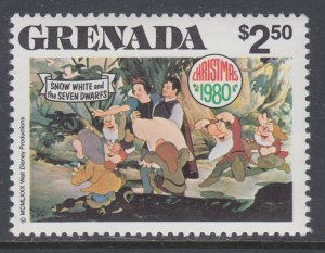 Grenada 1028 Disney's MNH VF