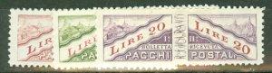 BD: San Marino Q1-15 mint CV $105.55; scan shows only a few