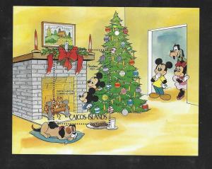 Caicos Island - SC# 31 - Disney Christmas '83