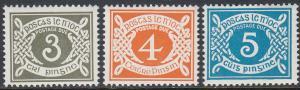 Ireland J25-7 MNH - Postage Due