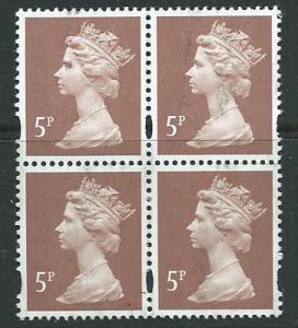 Great Britain - QE II Machin SG Y1670