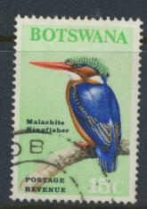 Botswana   SG 227 Used PO Cancel