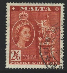 Malta Sc#259 Used